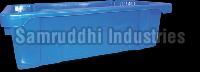 Milk Pouch Samruddhi Plastic Crate