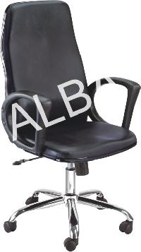 126 High Back Revolving Chair
