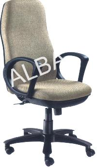129 High Back Revolving Chair