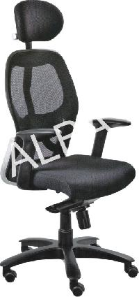 132 High Back Revolving Chair