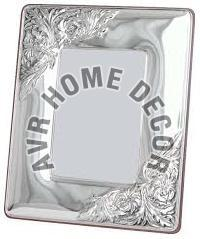 AVR-3027 Silver Photo Frame