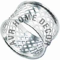 AVR-3032 Silver Napkin Ring