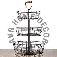 AVR-4011 Iron Wire Basket