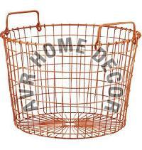 AVR-4013 Iron Wire Basket