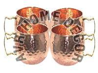 Copper Moscow Mule Mug 05