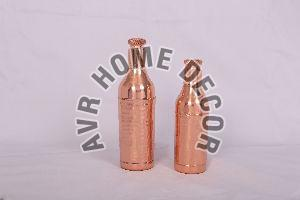 1000ml & 800ml Copper Wine Bottles