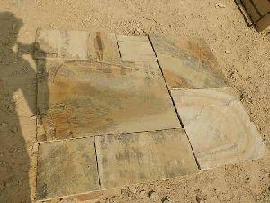 Fossil Mint Sandstone 05