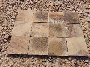 Fossil Mint Sandstone 06