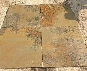 Fossil Mint Sandstone 07