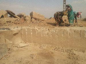 Katni Yellow Block Sandstone