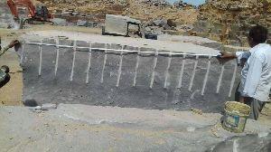 Sagar Black Block Sandstone