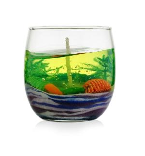 Marine View Gel Wax Candle