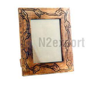 Handicraft Wooden Photo Frame