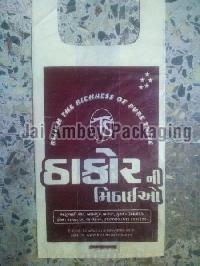 Plastic U Cut Bag 02
