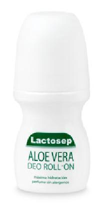 Lactosep Aloe Vera Roll On Deodorant