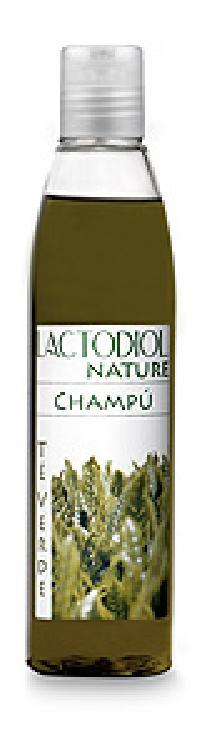 Lactodiol Nature Green Tea Shampoo