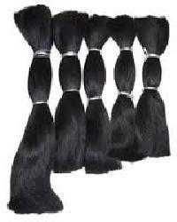 Non Remy Double Drawn Bulk Hair