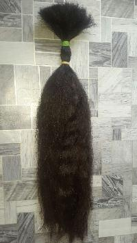 Remy Single Drawn Bulk Hair 04