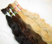 Remy Single Drawn Bulk Hair 08
