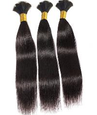 Remy Single Drawn Bulk Hair 09