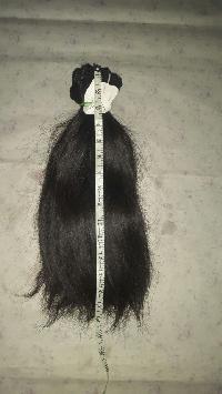 Straight Weft Hair 02