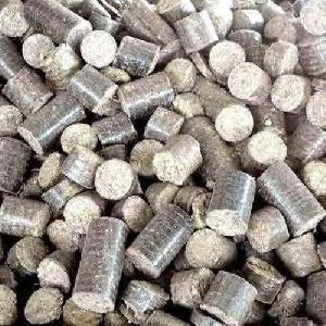 White Coal Biomass Briquettes
