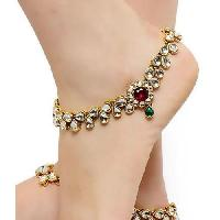 Traditional Anklets