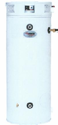 High Efficiency Gas Water Heater