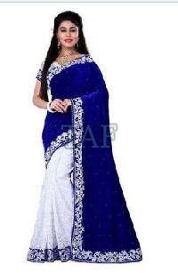 Embroidered Saree 05