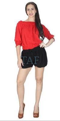 Ladies Shorts 02