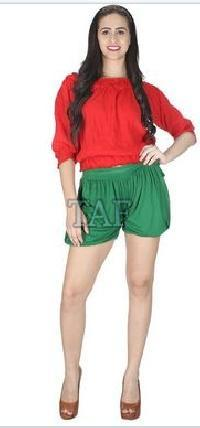 Ladies Shorts 03