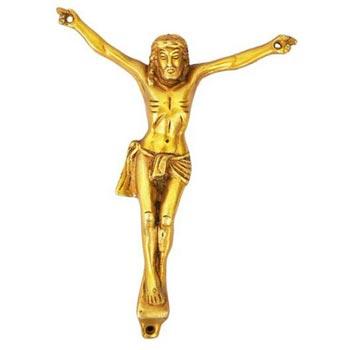 Brass Jesus Christ Statue