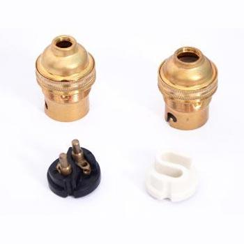 Brass Lampholder