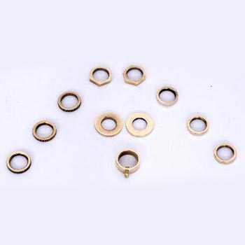 Brass Washers & Nuts