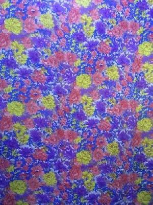 GR-004 Printed Fabric