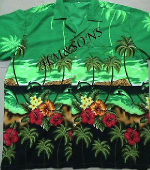 HS-001 Hawaiian Shirt