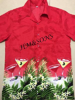 HS-002 Hawaiian Shirt