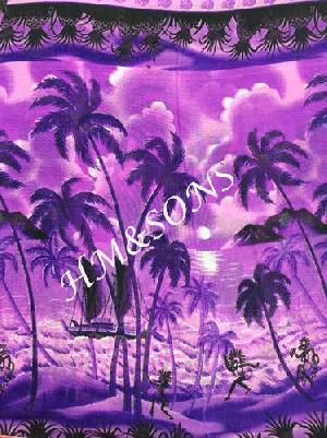 HS-008 Hawaiian Shirt