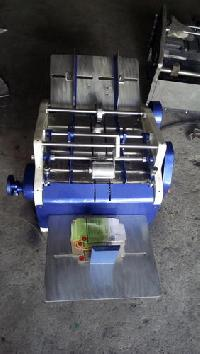 Semi Automatic Batch Coding Machine