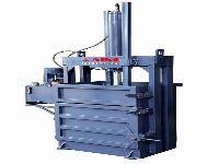 Single Box Baling Press Machine