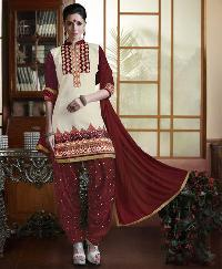 Embroidered Patiala Salwar Suits