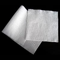 White Napkins Paper Single Ply Pack of 100