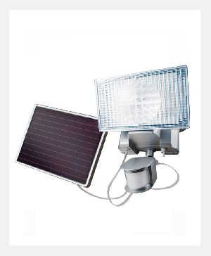 LED Motion Activated Solar Light