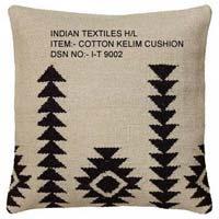 Cotton Kelim Cushion 9002