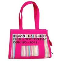 Ladies Cotton Handbags