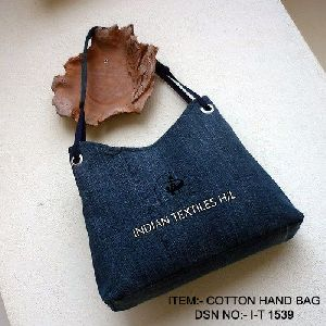 Ladies Cotton Handbags