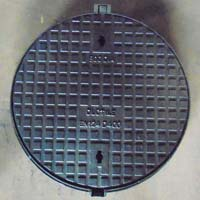 Manhole Covers and Frames 07
