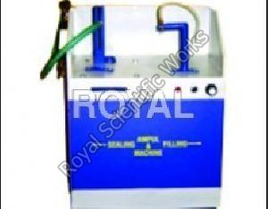 Ampoule Filling & Sealing Machine 01