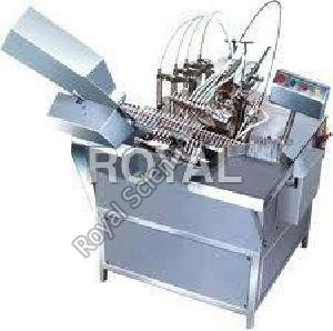 Ampoule Filling & Sealing Machine 02
