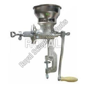 Collapsible Tube Filling Machine 02